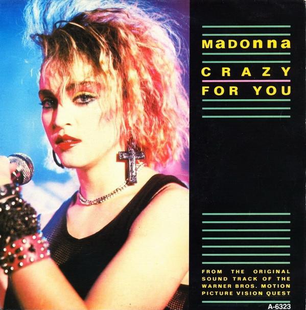 "Мадонна ""Crazy For You"""