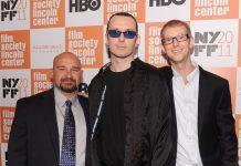Тройка Западного Мемфиса: Джесси Мискелли-младший, Дэмиен Эколс и Джейсон Болдуин.