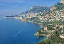 Монако, Французская Ривьера