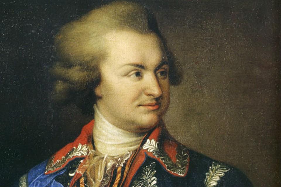 Григорий Александрович Потёмкин-Таври́ческий